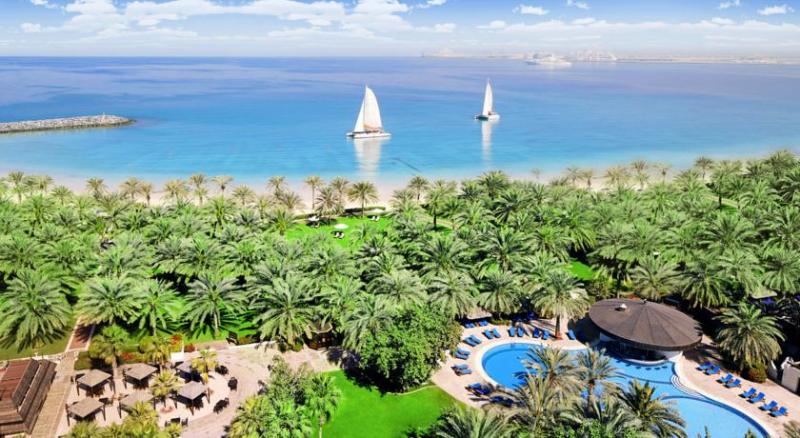 Dubai 8 dana za doček Nove godine