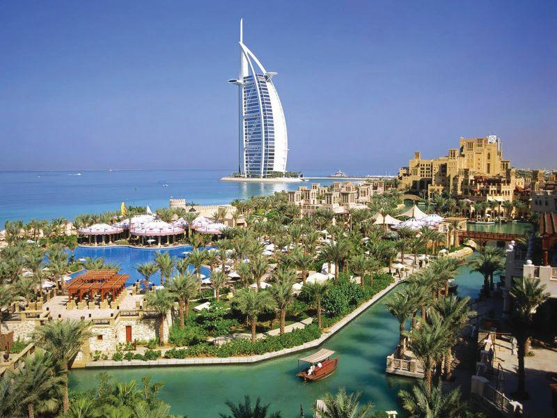 Dubai 8 dana Nova godina  first last minute