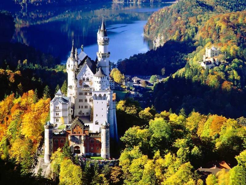 Dvorci Bavarske 6 dana bus Doček Nove