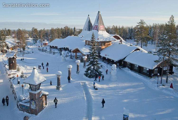 Helsinki 8 dana avion doček Nove godine slike