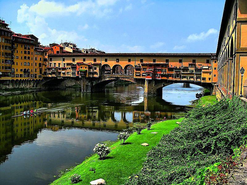 Firenca 6 dana bus za Doček Nove slike