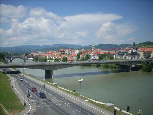 Maribor Nova godina slike Slovenija
