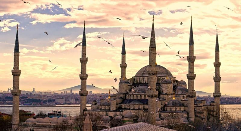 Istanbul 6 dana Nova Godina Docek slike