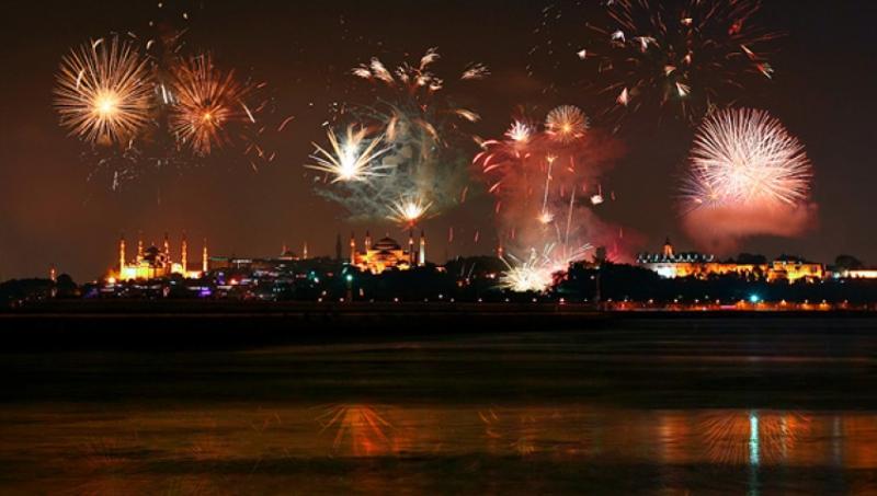Istanbul 4 dana avion Nova godina slike