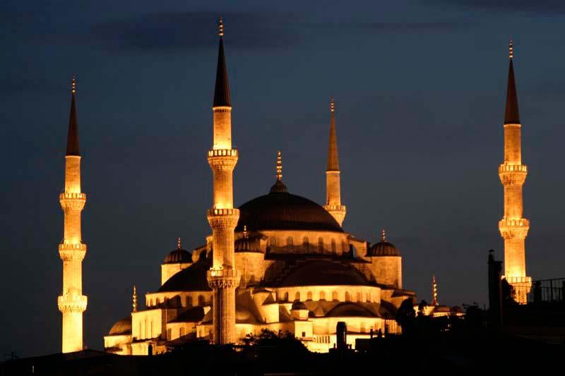 Istanbul 5 dana avion Nova godina slike hotel