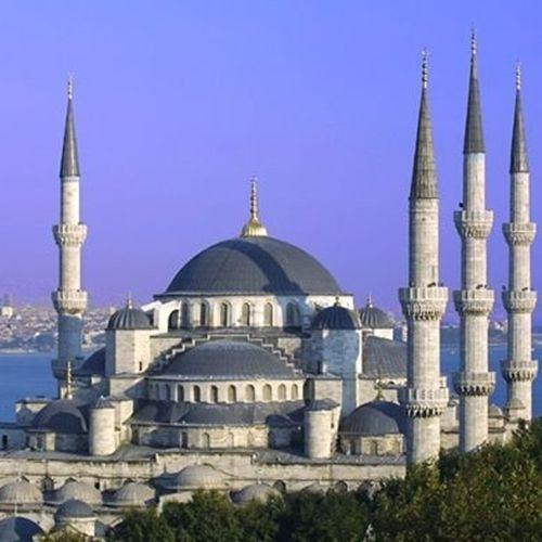 Istanbul 6 dana avion doček Nove godine slika