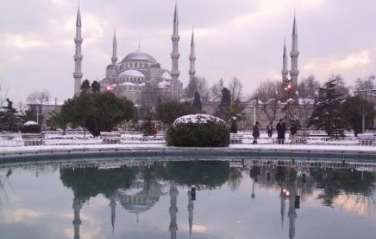 Istanbul 6 dana bus Nova Godina Doček slike