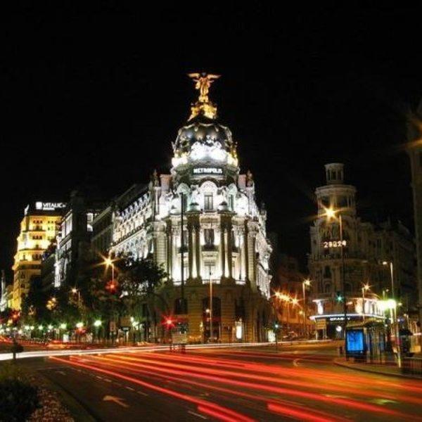 Madrid Doček Nove godine slike