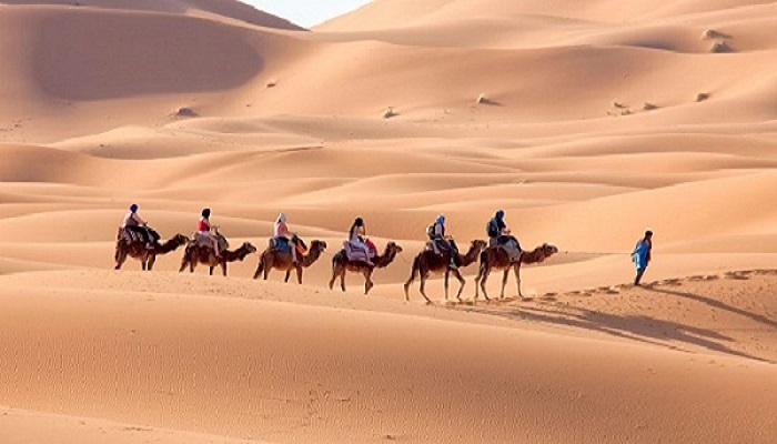 Doček Nove godine u Maroku