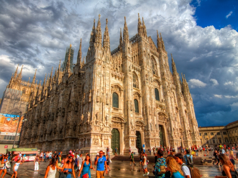 Milano ponuda Docek Nove godine