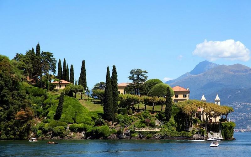 Nova godina Milano i jezera Lombardije