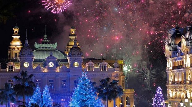 Doček Nove godine Nica