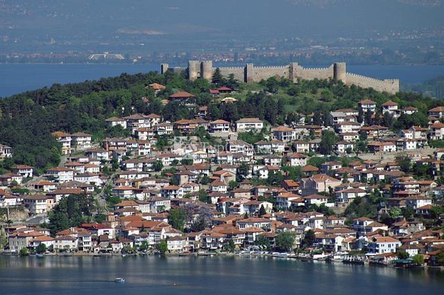Nova godina doček Makedonija Ohrid slike