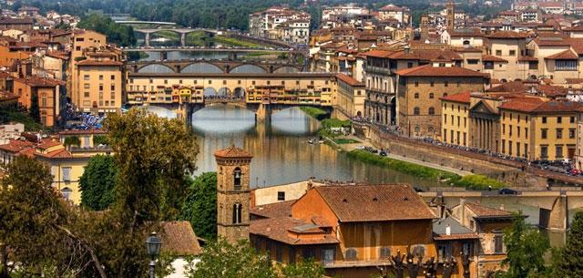Firenca 6 dana bus doček Nove Godine klubovi
