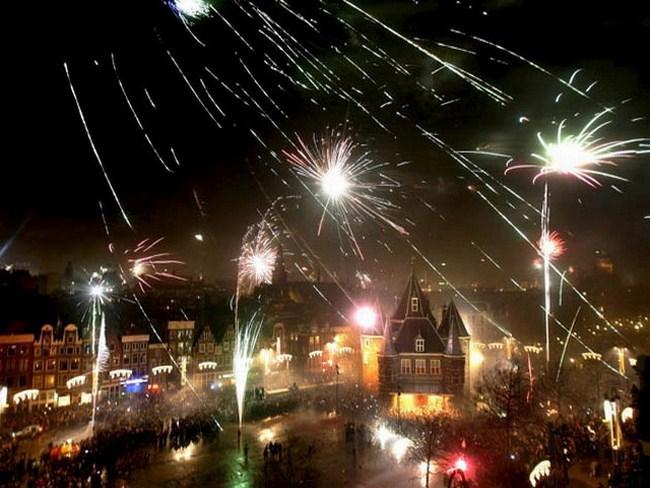 Doček Nove Godine Amsterdam