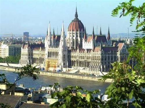 Budimpešta Nova Godina slike fotke vatromet