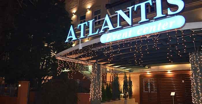 atlantis event centar ada docek nove godine