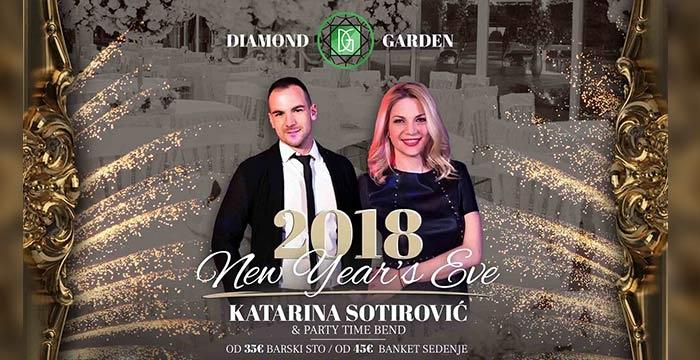 diamond garden nova godina