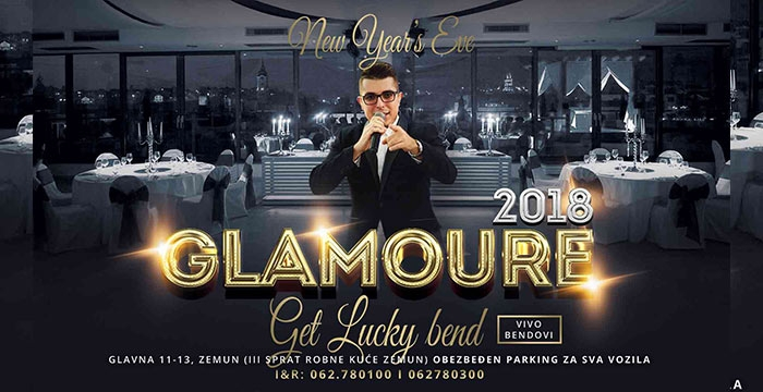 event centar glamoure zemun nova godina