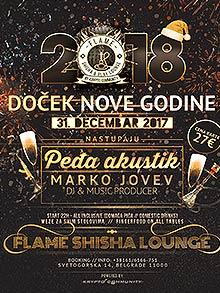 flame shisha lounge nova godina