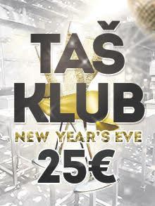 tas klub nova godina
