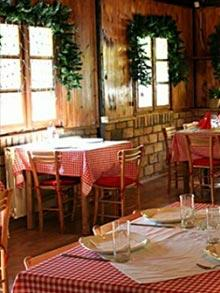 Restoran Bajka docek nove godine