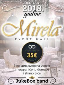 event hall mirela nova godina