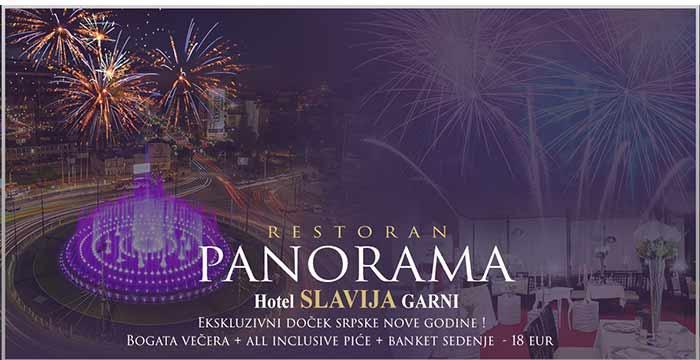 restoran panorama srpska nova godina