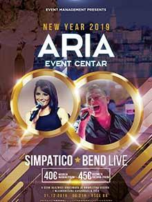 aria event centar nova godina