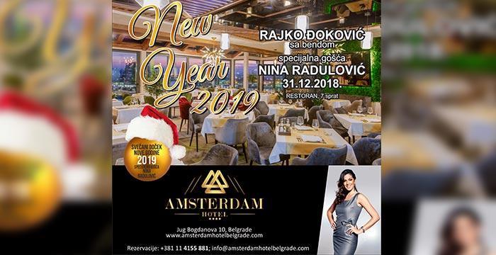 hotel amsterdam nova godina