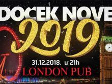 Doček 2019. u London pabu!