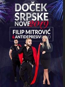 kafana gaucosi srpska nova godina