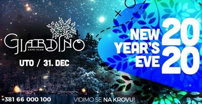 giardino club nova godina