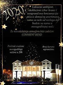 Villa Palace Nova godina