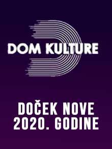 dom kulture nova godina novi sad