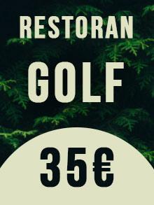 restoran golf nova godina