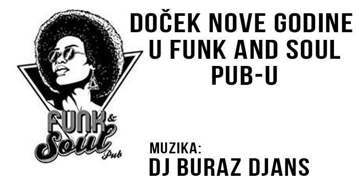 funk and soul pun nova godina