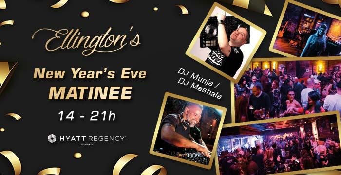 ellington bar nova godina matinee