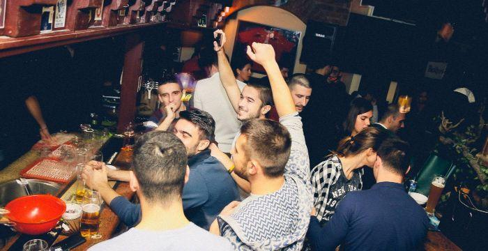 old london pub nova godina