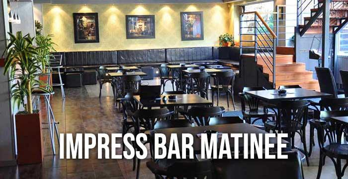 Impress Bar Matinee Nova godina