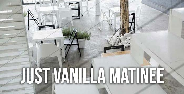 Just Vanilla Matinee Nova godina