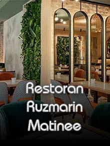 Restoran Ruzmarin Matine
