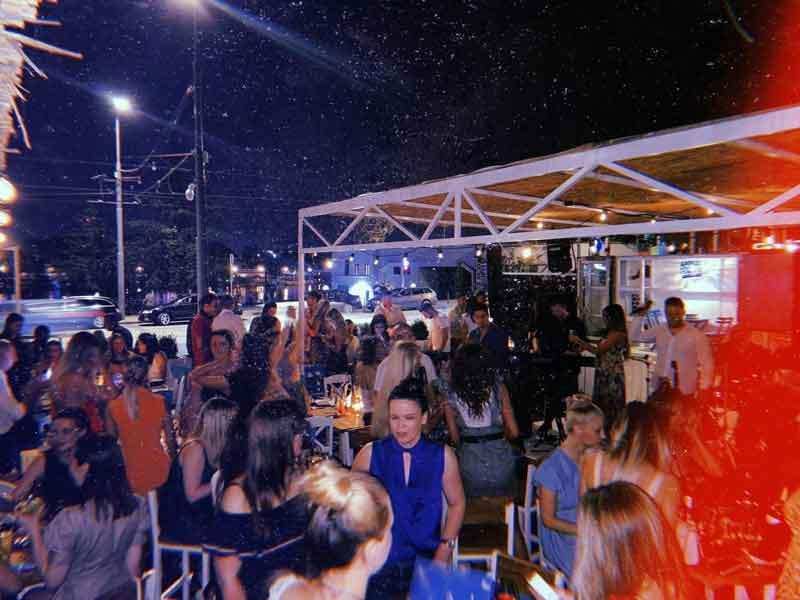 Restoran Mala plava vrata Nova godina